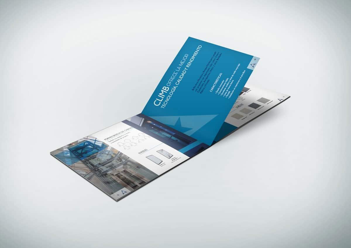 Brochure de climb abierto