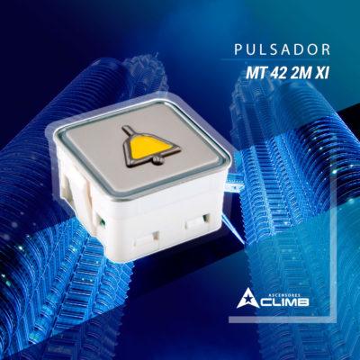 Pulsador MT 42 2M XI