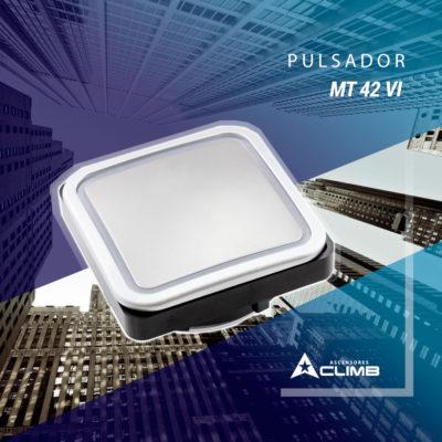 Pulsador MT 42 VI