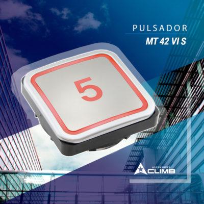 Pulsador MT 42 VI S