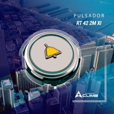 Pulsador RT 42 2M XI