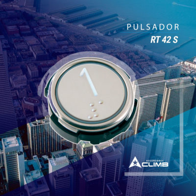Pulsador RT 42 S