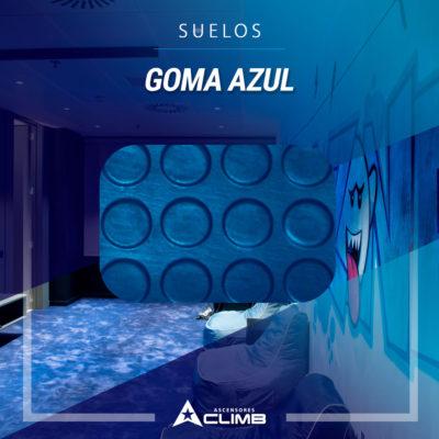 GOMA-AZUL