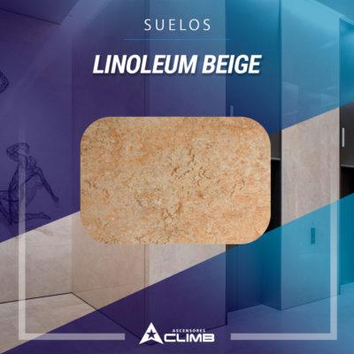 LINOLEUM-BEIGE