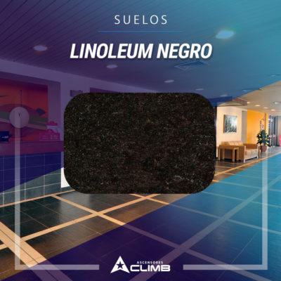 LINOLEUM-NEGRO