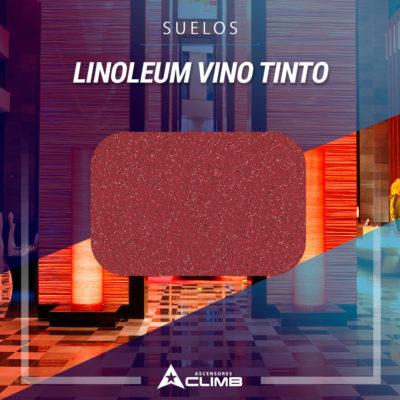 LINOLEUM-VINOTINTO